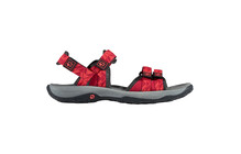 Jack Wolfskin Bahia Sandal Women hibiscus red